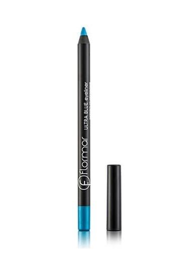 Flormar Great Look Ultra Blue Eyeliner Mavi